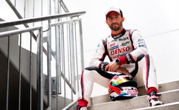 """Fórmula E: """"Pechito"""" anunció que volverá a la Fórmula E"""