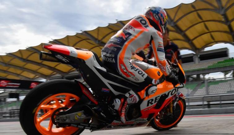 MotoGP: Pedrosa domina el primer día con las Ducati al acecho