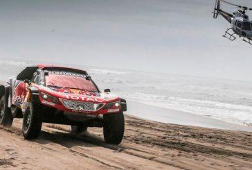 Rally Dakar: Otro triplete de Peugeot / Etapa 4 – San Juan de Marcona