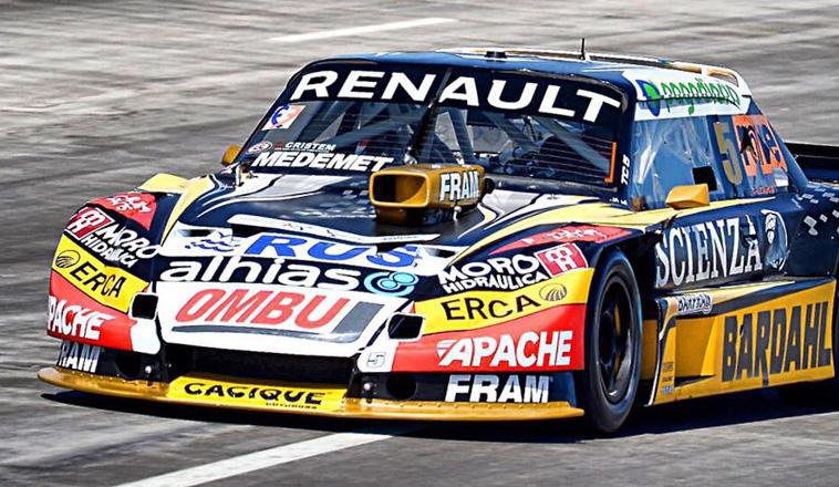 TC: Cambios en el equipo Renault