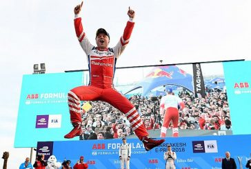 "Fórmula E: Rosenqvist se lució para ganar y ""Pechito"" López fue sexto"