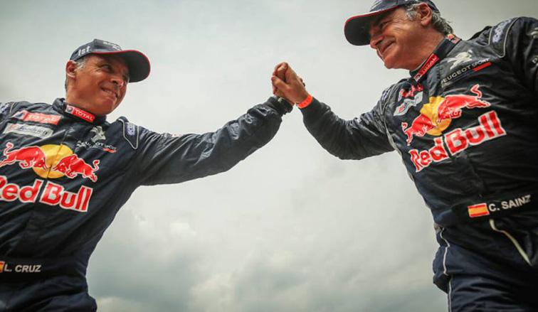 Rally Dakar: Sainz es el campeón!