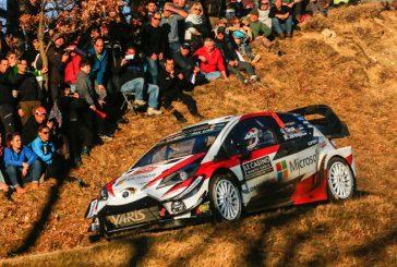 WRC: Tänak acorta las diferencias con Ogier