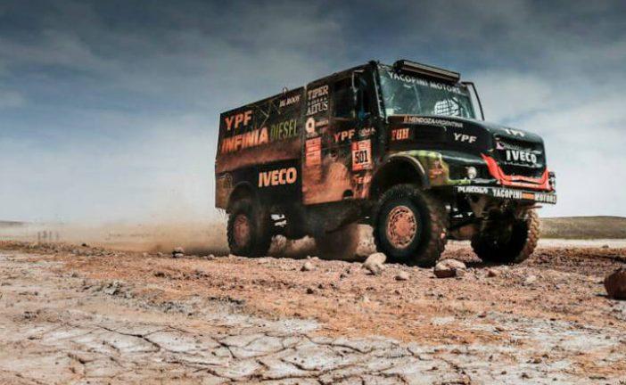 Rally Dakar: Villagra da pelea a los rusos en la etapa 8 / Uyuni – Tupiza