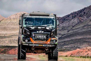 Rally Dakar: Villagra hace historia! Etapa 11 / Belén – Chilecito