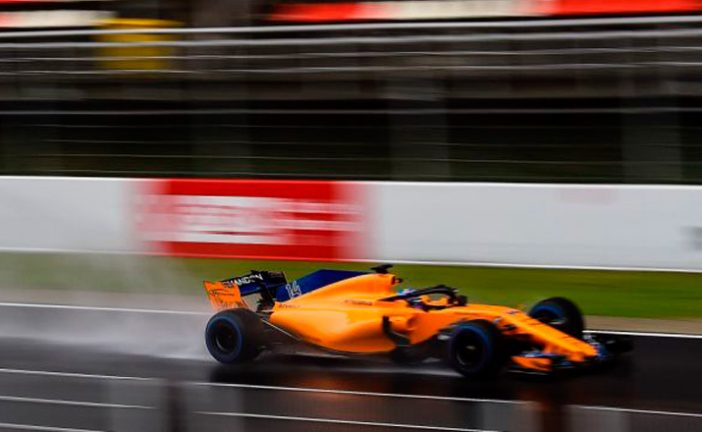 Fórmula 1: Alonso quedó al frente en el día 3