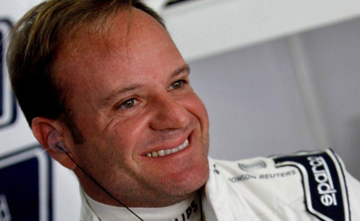 Fórmula 1: Barrichello se recupera de una operación en el cerebro