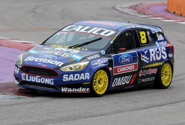 TN C3: Primera pole position para Pedro Boero