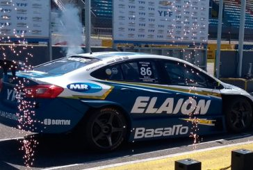 STC2000: Chevrolet presentó el auto y el equipo para el 2018