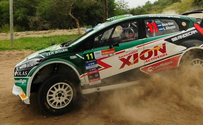 Rally Argentino: Díaz se quedó con el Rally de Villa Carlos Paz