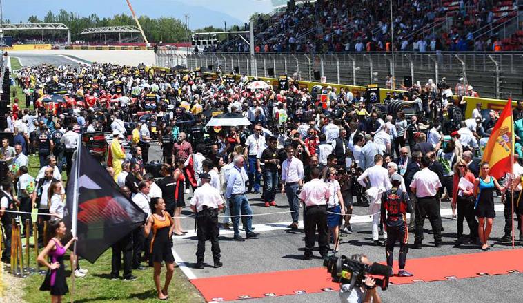 Fórmula 1: Se modifican los horarios de las carreras