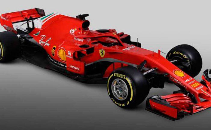 Fórmula 1: Así es el Ferrari SF71H, el Fórmula 1 de Maranello para esta temporada