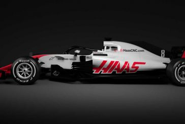 Fórmula 1: Haas presentó el VF-18