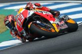 MotoGP: Márquez se hizo un gran regalo de cumpleaños