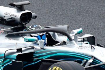 Fórmula 1: Así es la visión del piloto con el halo