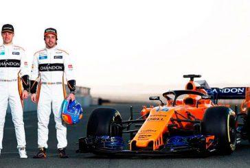 Fórmula 1: McLaren presentó el MCL33
