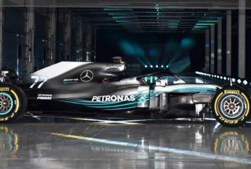 Fórmula 1: Ya está aquí el Mercedes F1 W09 EQ POWER+, para dominar la temporada 2018