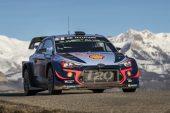 WRC: Neuville quiere resarcirse en Suecia y gana el 'shakedown'