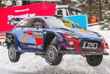 WRC: Neuville aumenta la ventaja