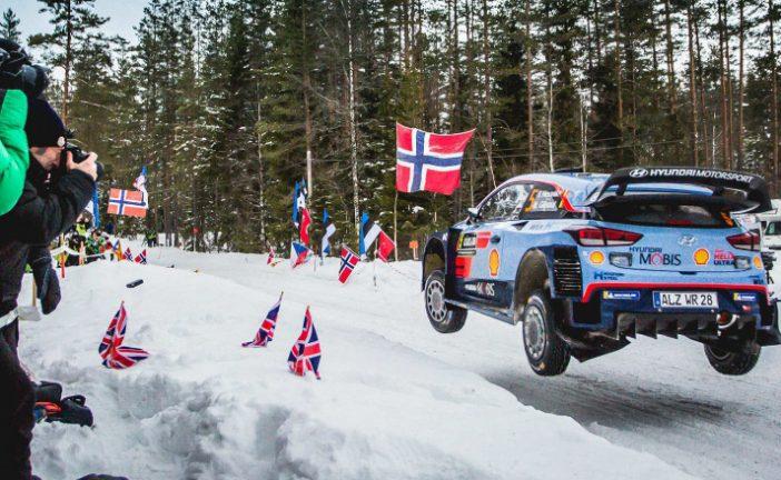 WRC: Neuville gana en Suecia