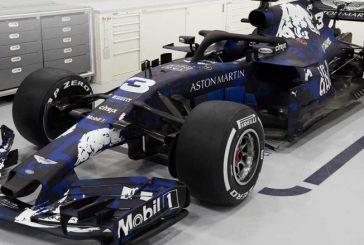 Fórmula 1: Red Bull presentó el RB14 para este 2018