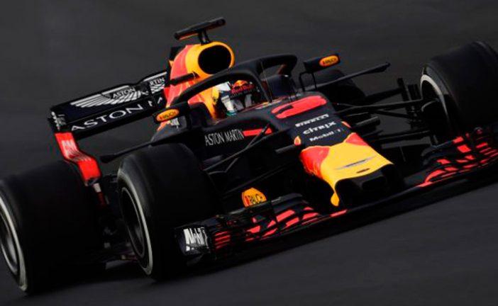 Fórmula 1: Ricciardo se quedó con la sesión matinal
