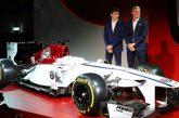 Fórmula 1: Se presentó el Alfa Romeo Sauber con Leclerc y Ericsson como pilotos