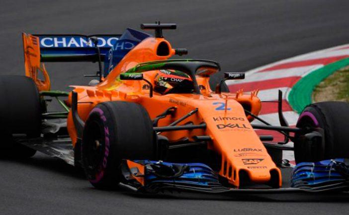 Fórmula 1: McLaren se ilusiona en el segundo día de test