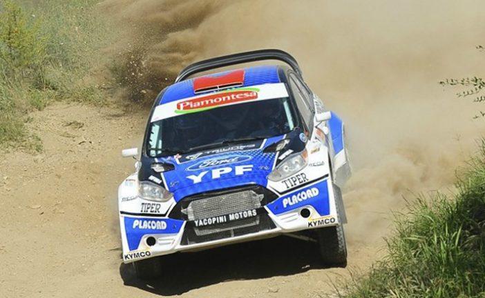 Rally Argentino: Villagra se quedó con el shakedown