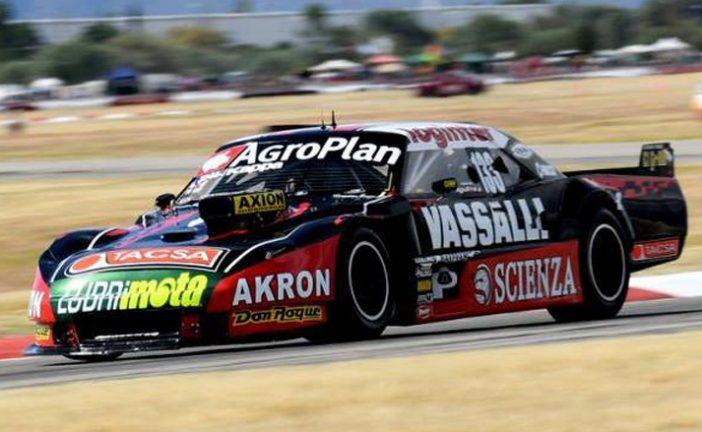 TC: Aguirre obtiene la segunda Pole del año