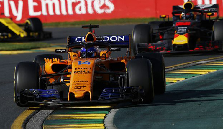 Fórmula 1: Vettel le gana la batalla a Hamilton y Alonso sorprende con el 5º puesto