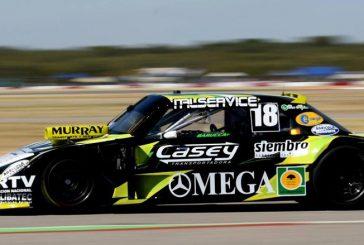 TCP: Barucca ganó la 1ª serie y es el poleman; Pérez ganó la 2ª serie