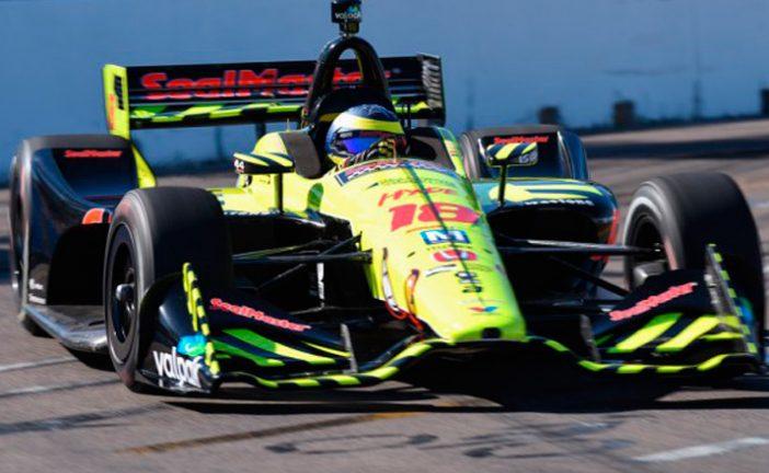 Indy Car: La primera del año fué para Bourdais