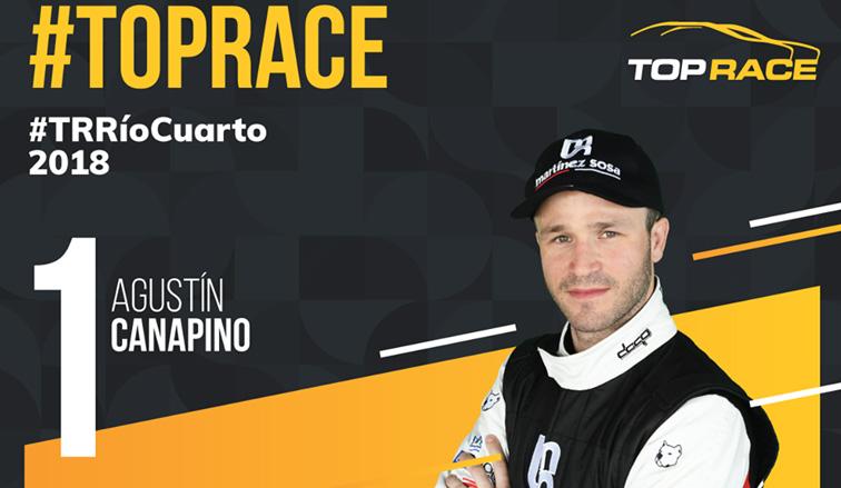 TRV6: Otra vez Canapino!