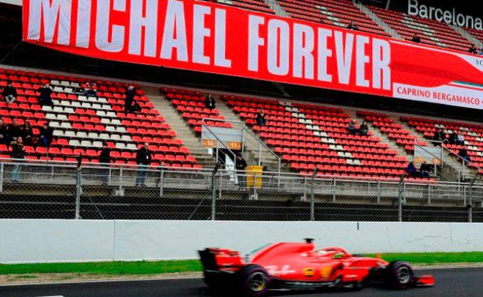 Fórmula 1: Ferrari sigue muy sólido en Barcelona