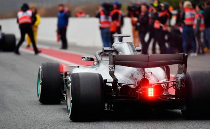 Fórmula 1: Alineaciones para la segunda semana de test