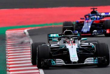 Fórmula 1: Y al cuarto día apareció Hamilton