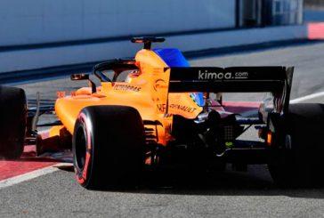 Fórmula 1: Vettel el más veloz, McLaren lleno de problemas