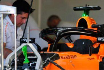 Fórmula 1: McLaren se actualiza para Bahréin y China