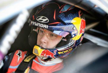 WRC: Neuville arrancó adelante en México