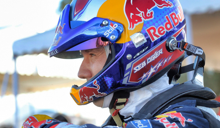 WRC: Penalizan a Ogier