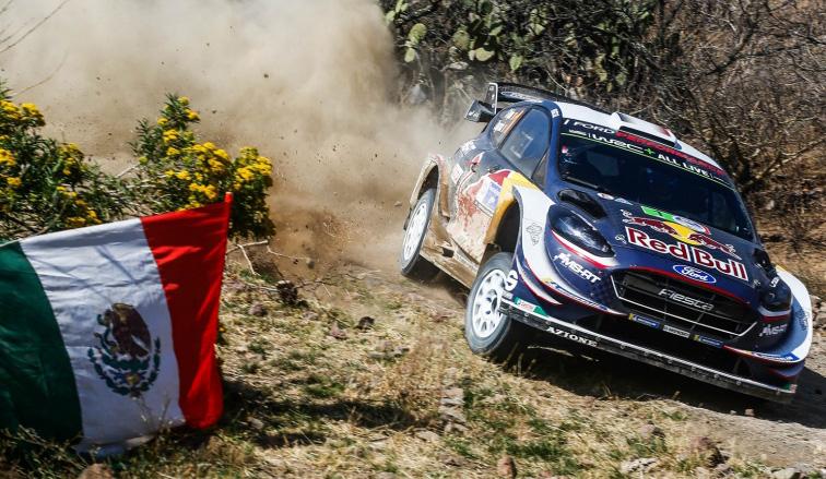 WRC: Ogier gana por cuarta vez en México