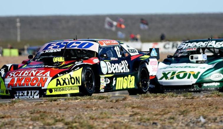 TC: Aguirre, Castellano y Orteli marcan el rumbo