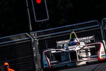 "Fórmula E: Tras un insólito choque, ""Pechito"" López terminó 12º"