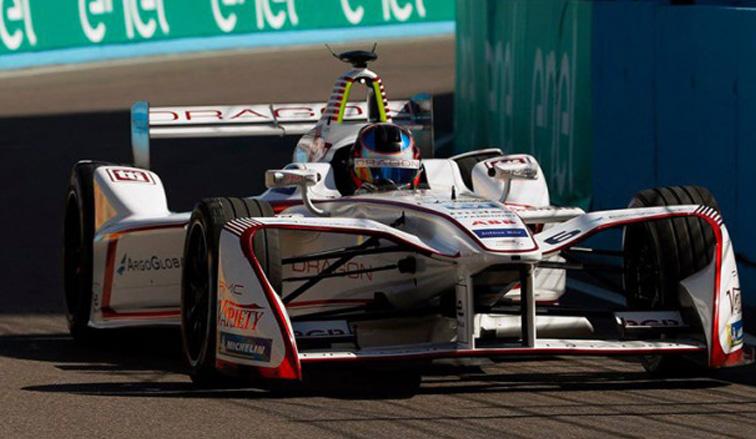 """Fórmula E: """"Pechito"""" larga desde el puesto 11º"""