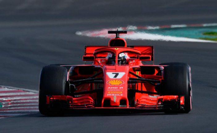 Fórmula 1: Raikkonen voló y Alonso terminó 2º