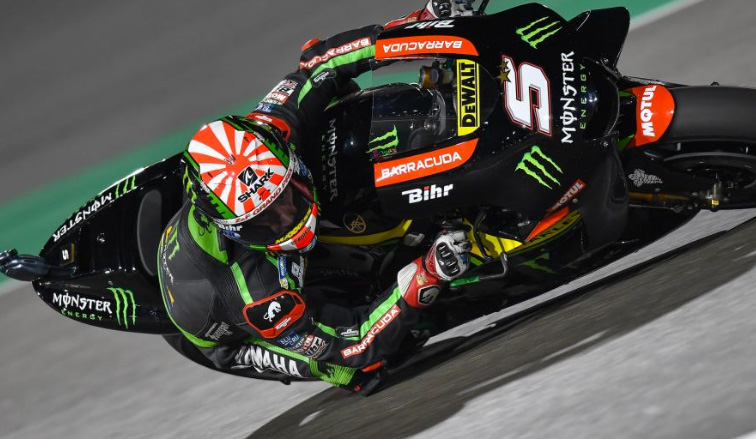 MotoGP: Zarco asombra y se lleva la pole