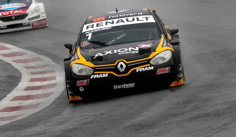 STC2000: Con alma de campeón, Ardusso gana la primera carrera en Rosario