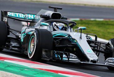 Fórmula 1: Bottas comienza mandando en Bakú