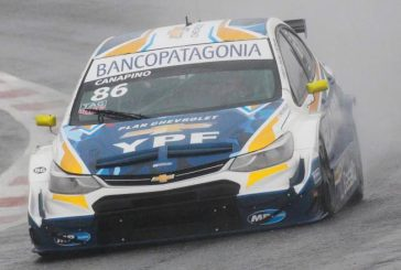 STC2000: Canapino se llevó la pole en Rosario